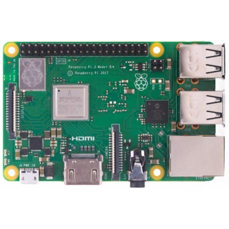Raspberry Pi 3 B+ [Incluye Carcasa Gratis]