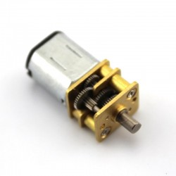 Motorreductor para Micro SUMO 120RPM