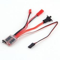 ESC bi-direccional de radiofrecuencia para motor de CD