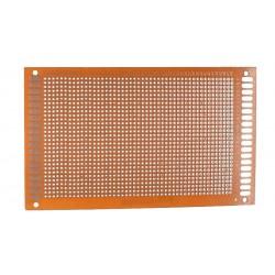 Tarjeta PCB 9x15 cm [PERFORADA]