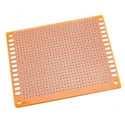 Tarjeta PCB 7x9 cm [PERFORADA]