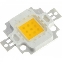 LED 10W Blanco Cálido