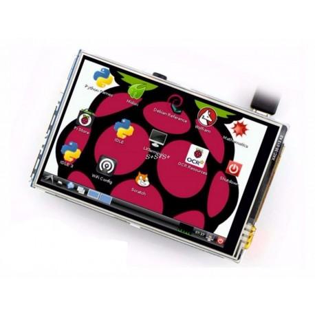 Pantalla 3.5'' para Raspberry Pi