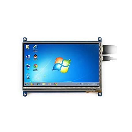 Pantalla táctil de 7'' HDMI [Capacitiva]