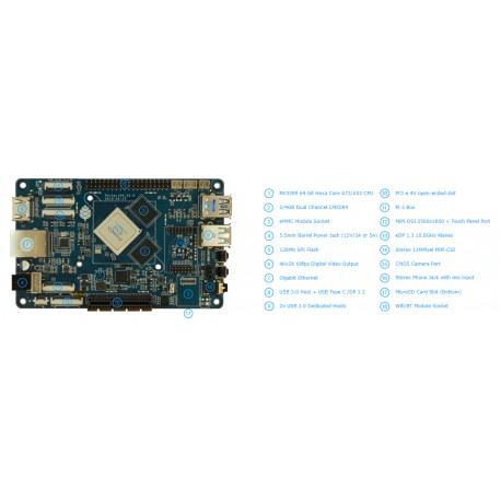 Micro Computadora RockPRO64