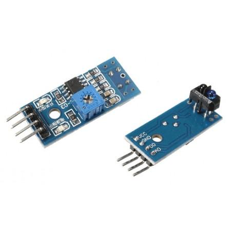 Modulo TCRT500 Seguidor [Instrumentado]