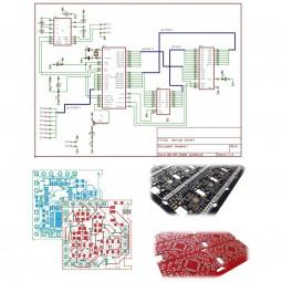 Diseño y Fabricación de Tarjetas de Circuito Impreso PCB