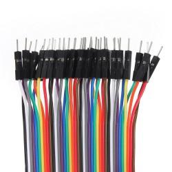 Cables Dupont de Alta Calidad [Macho - Macho]