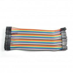 Cables Dupont de Alta Calidad Hembra - Hembra
