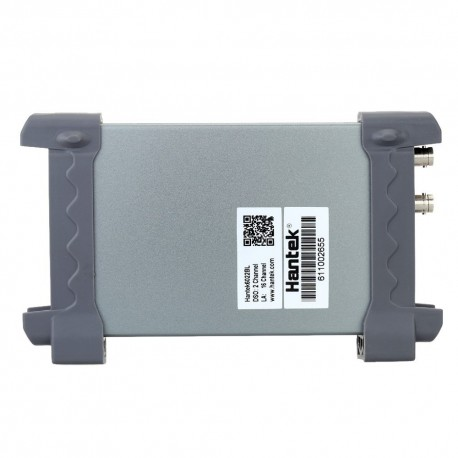 Osciloscopio USB con analizador Lógico