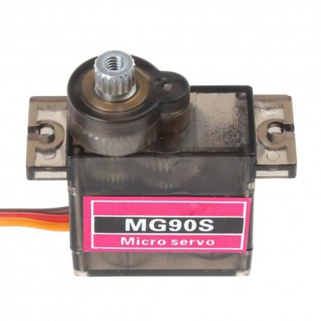 Micro Servo Engranes Metálicos