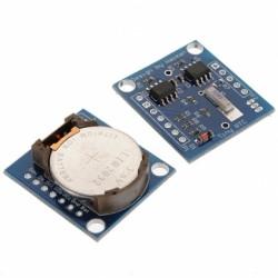 Reloj Tiempo Real RTC [DS1307] + EEPROM