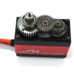 Servomotor de Engranes metálicos [20Kg/cm]