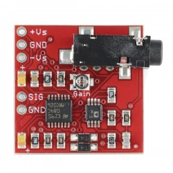 Sensor de Músculo EMG [AD8232]