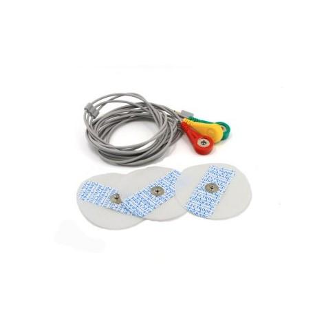 Monitor de Ritmo Cardiaco ECG [AD8232]
