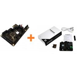 Kit Ultimate Pack [Tarjeta NoMADA® Pro+, Tarjeta NoMADA® TITAN, Programador ISP+]