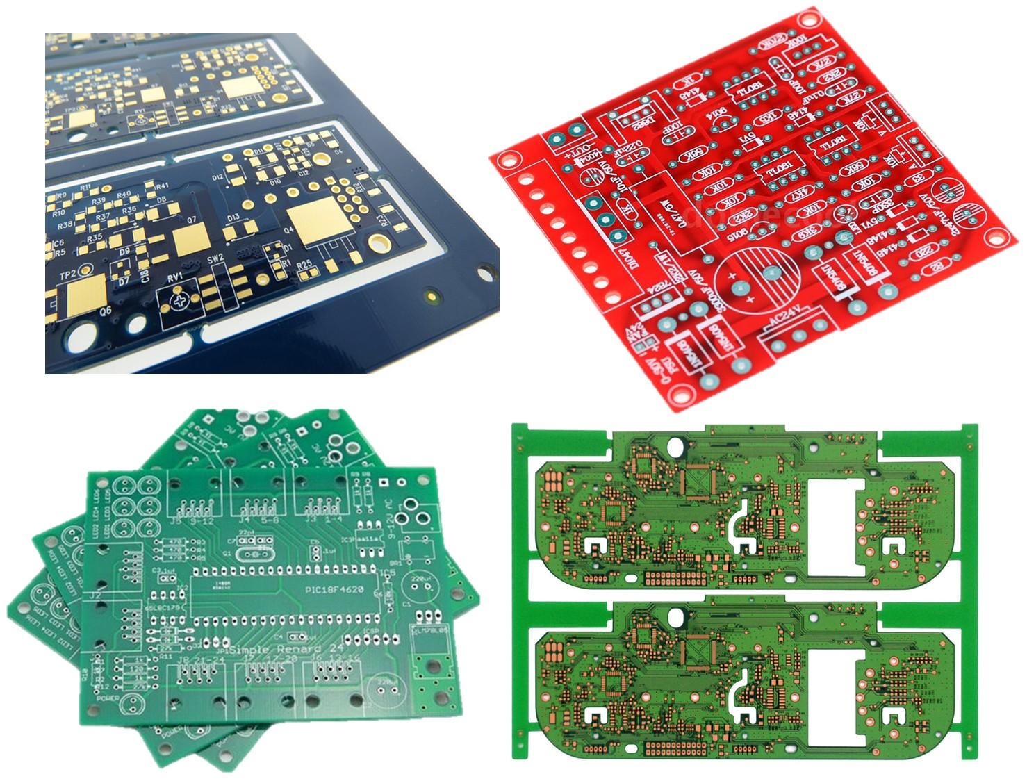 Circuito Impreso : Fabricación de tarjetas de circuito impreso pcb