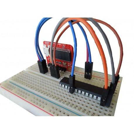 Programador NoMADA® Microchip®