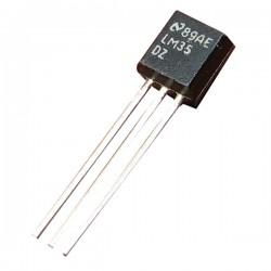 Sensor de Temperatura Analógico [LM35]