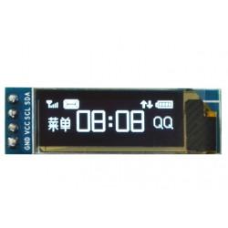 Pantalla OLED 128x32 [I2C - SSD]