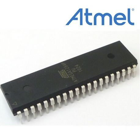 Microcontrolador ATMega1284p - PU