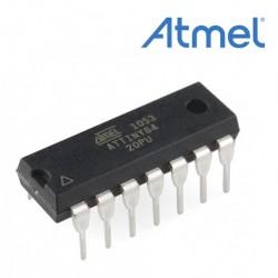 Microcontrolador ATtiny84A