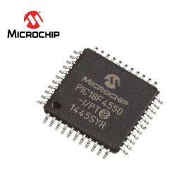 Microcontrolador PIC18F4550-I/PT  [TQFP]