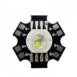 LED RGBW 3W