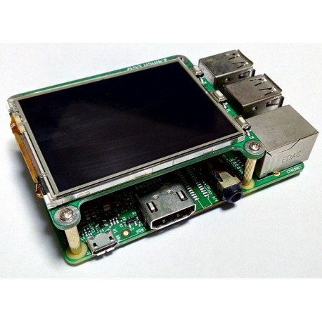 Pantalla TFT Táctil 2.4'' para RaspBerry Pi