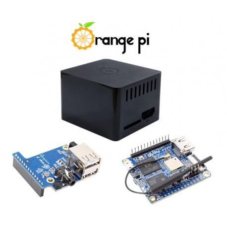 Micro Computadora Orange Pi Zero PLUS + Expansion Board