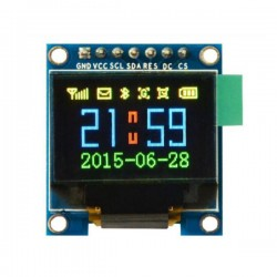 OLED FULL Color 0.96'' [SPI]