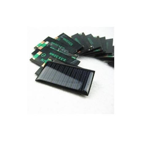 Panel Solar mini [5V-30mA]